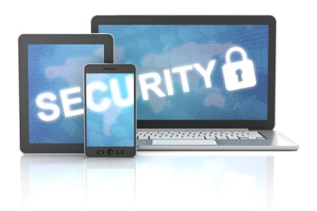 各種デバイスのセキュリティ